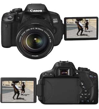 canon eos 80D دوربین بسیار قوی