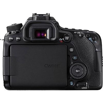 canon eos 80D دوربین حرفه ای