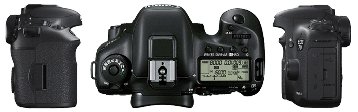 دوربین Canon EOS 7D Mark II