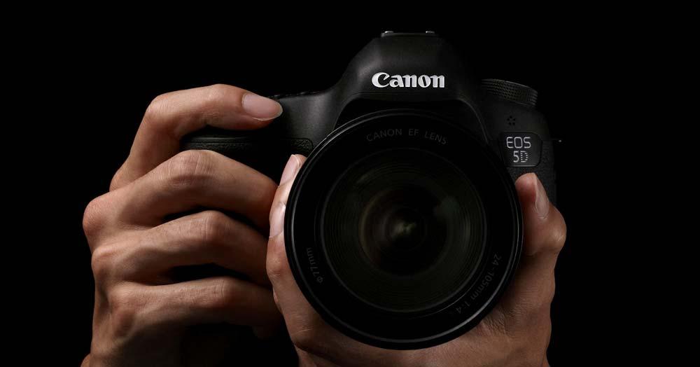 لنز دوربین کانن EOS 5D Mark III