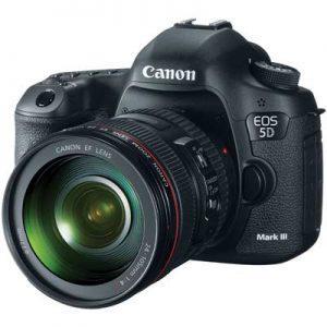 معرفی و بررسی دوربین کانن EOS 5D Mark III