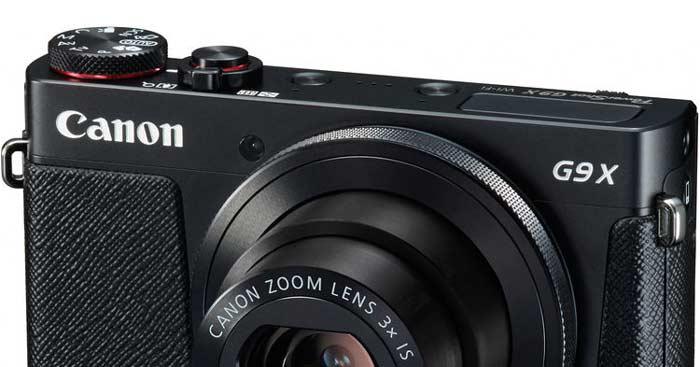 ویژگیهای عکاسی و فیلمبرداری دوربین کانن PowerShot G9X