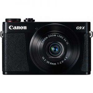 معرفی و بررسی دوربین کانن PowerShot G9X