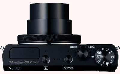 لنز دوربین کانن PowerShot G9X