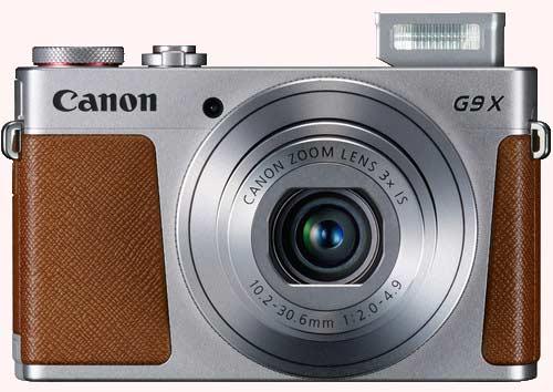 بدنه دوربین g9 x