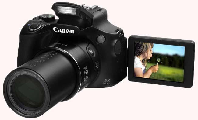 دوربین کنن Powershot SX60 HS