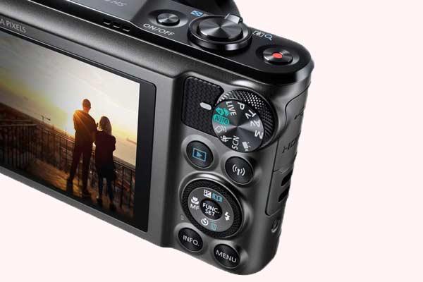 فیلمبرداری با دوربین کنن PowerShot SX720 HS