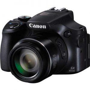 معرفی و بررسی دوربین Canon Powershot SX60 HS