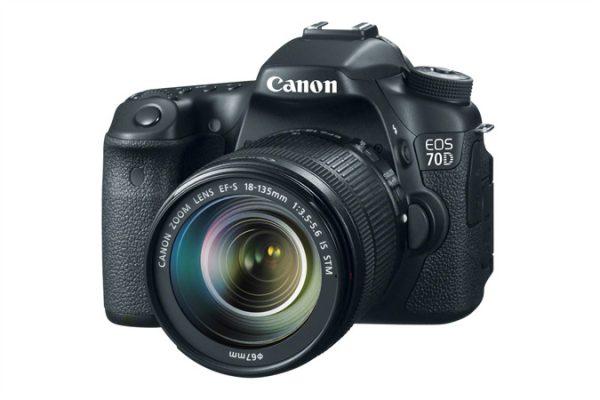 دوربین Canon EOS 70D