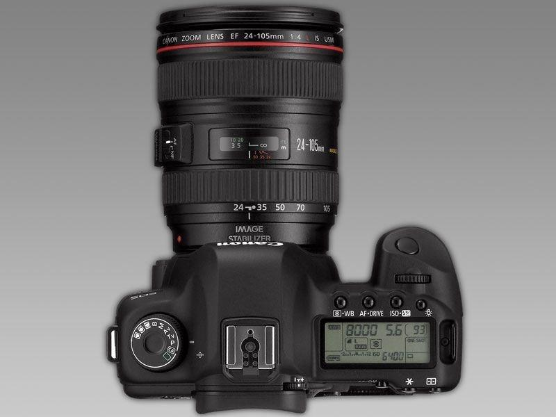 دوربین Canon EOS 5D Mark II