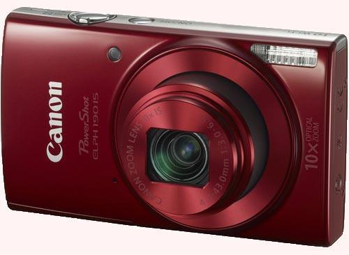 سنسور و پردازشگر دوربین Canon PowerShot IXUS 180