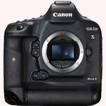 دوربین کانن EOS 1D X Mark II