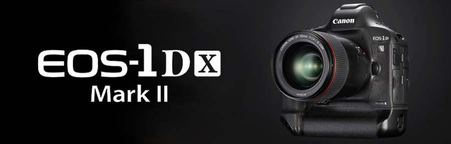 پردازشگر دوربین کانن EOS 1D X Mark II