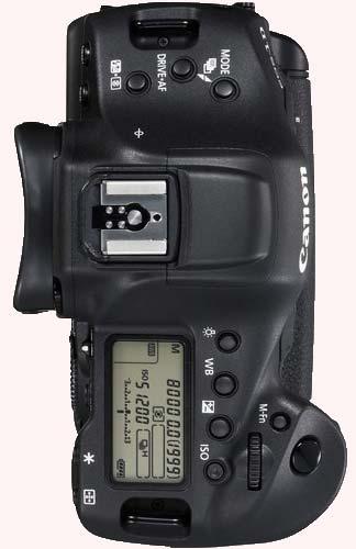 بدنه دوربین کانن EOS 1D X Mark II