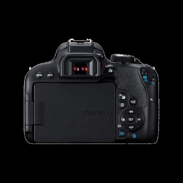 معرفی و بررسی دوربین کانن EOS 800D