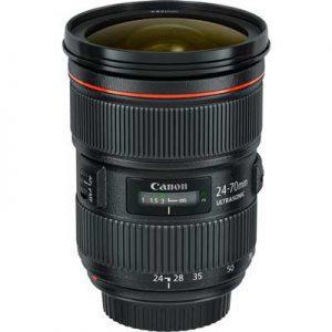 لنز Canon EF 24-70mm f/2.8L II USM