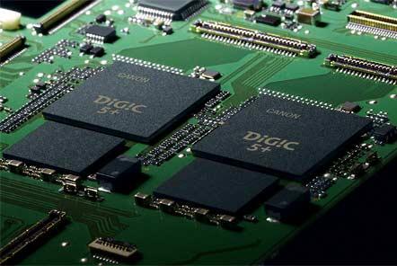 پردازنده دوربین کانن EOS 1D X