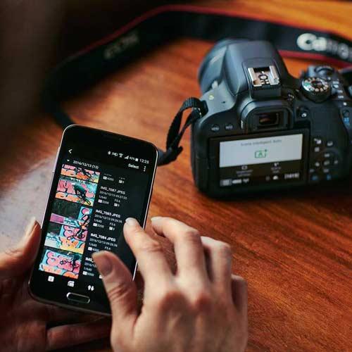 دوربین کانن مدل 800D