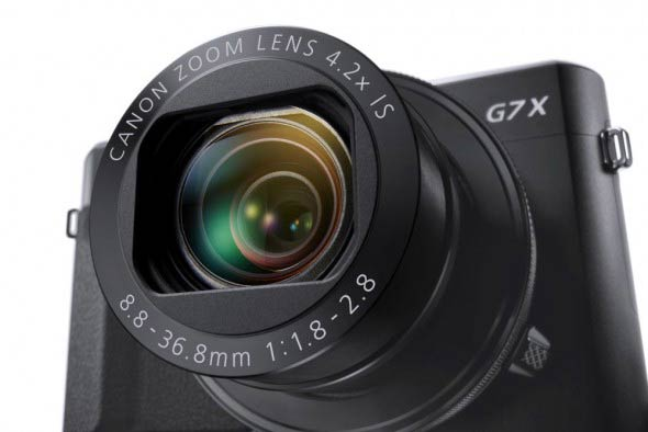 سنسور دوربین کانن PowerShot G7X Mark II