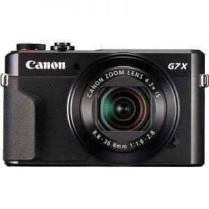معرفی و بررسی دوربین کانن PowerShot G7X Mark II