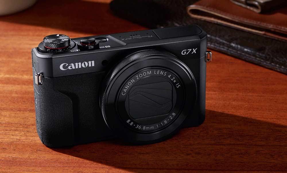 امکانات عکاسی و فیلمبرداری دوربین کانن PowerShot G7X Mark II