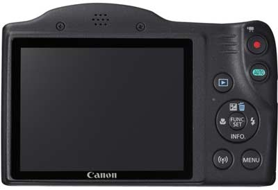 سایر ویژگی های دوربین کانن PowerShot SX420 IS