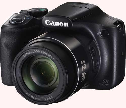 سنسور CMOS دوربین کانن PowerShot SX540 HS