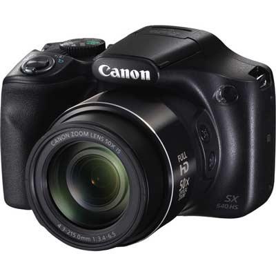 معرفی و بررسی دوربین کانن PowerShot SX540 HS