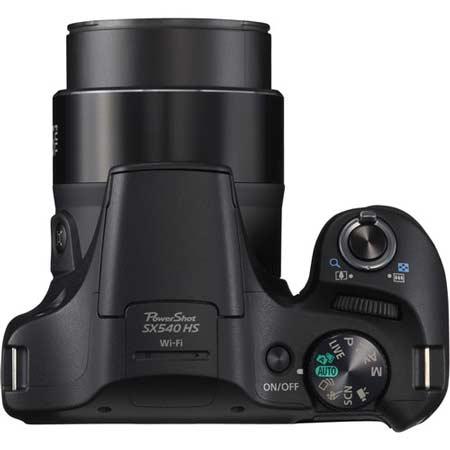 لنز دوربین کانن PowerShot SX540 HS