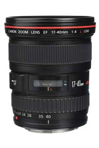لنز Canon EF 17-40mm F/4L USM
