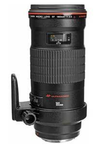لنز Canon EF 180mm F/3.5L Macro USM