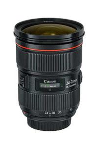لنز Canon EF 24-70mm f2.8L II USM