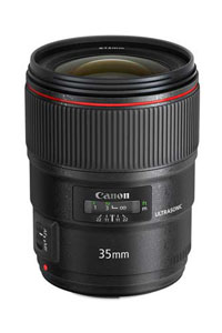 لنز Canon EF 35mm F1.4L USM