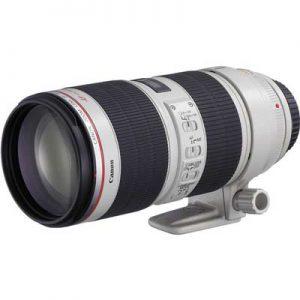 لنز Canon EF 70-200mm f/2.8L IS II USM