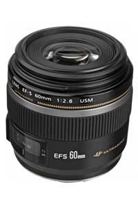 لنز Canon EF-S 60mm F2.8 Macro USM