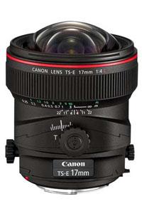لنز Canon TS-E 17mm F/4L