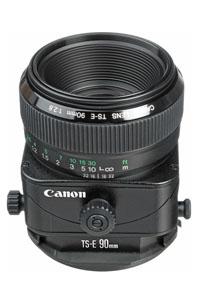 لنز Canon TS-E 90mm f2.8