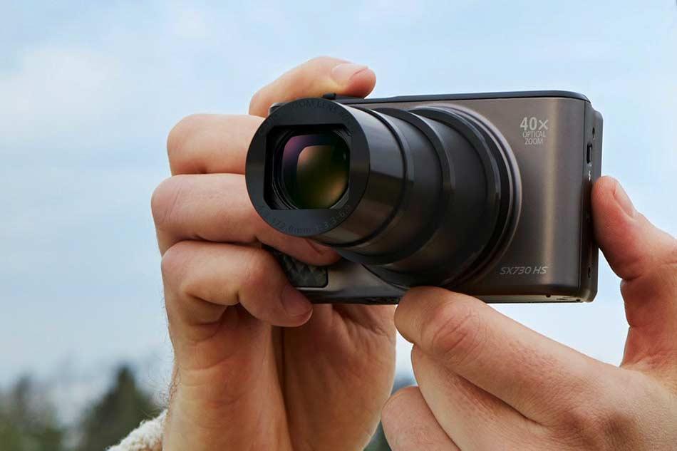 پردازنده دوربین کانن PowerShot SX730 HS