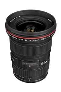 لنز Canon EF 16-35mm F2.8L II USM