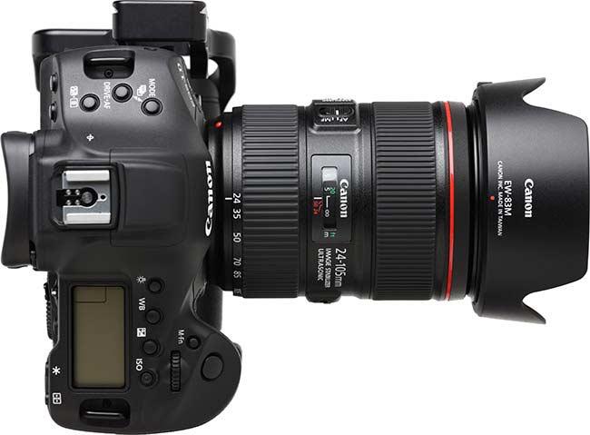لنز کانن EF 24-105mm F4L IS II USM