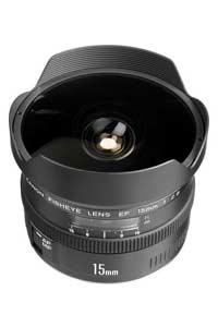 لنز Canon EF 15mm F/2.8 Fisheye