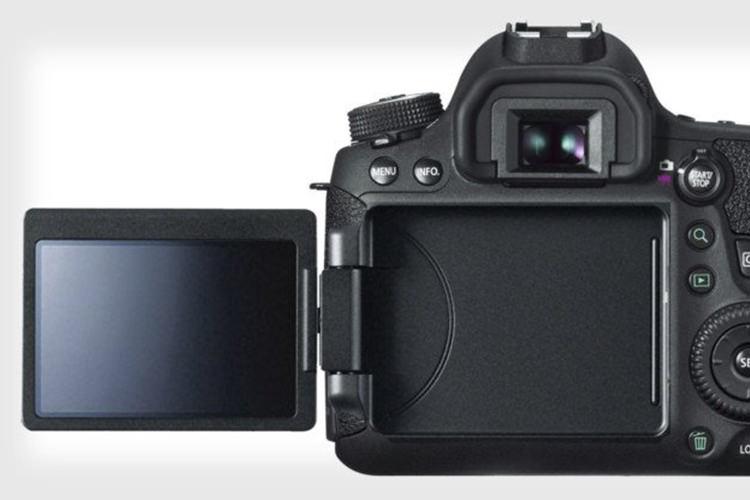 6D Mark II نخستین DSLR فول فریم کانن با LCD متحرک خواهد بود