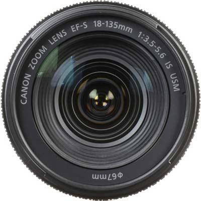 لنز Canon EF-S 18-135mm F/3.5-5.6 IS