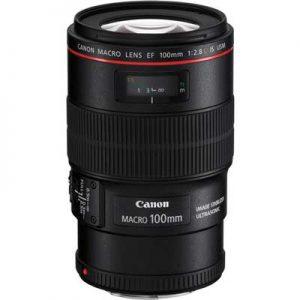 معرفی و بررسی لنز Canon EF 100mm F2.8L Macro IS USM