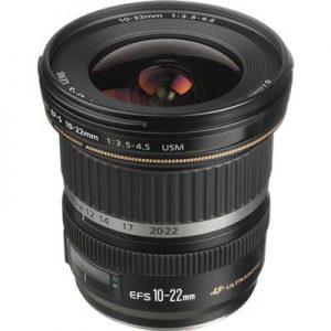 لنز Canon EF-S 10-22mm F3.5-4.5 USM