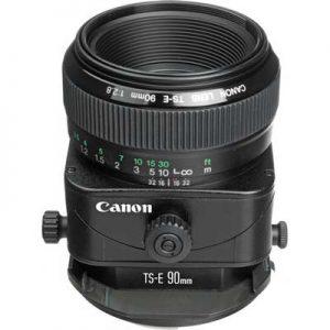 لنز Canon TS-E 90mm F/2.8