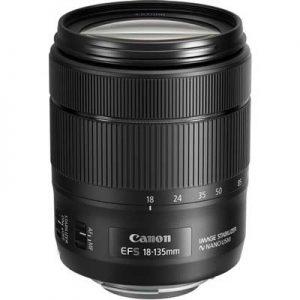 معرفی و بررسی لنز Canon EF-S 18-135mm F/3.5-5.6 IS