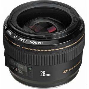 لنز Canon EF 28mm F1.8 USM