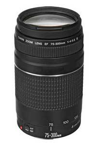 لنز Canon EF 75-300mm f/4.0-5.6 III