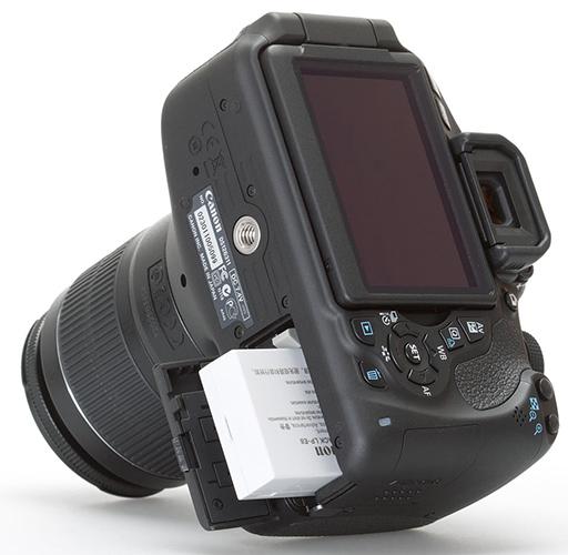 دوربین Canon EOS 600D